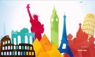 Take Our Name the Famous Landmarks <b>Quiz</b>!