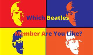 Which Beatles Member Are You Like?
