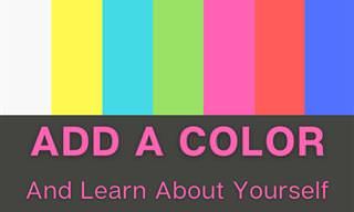 What Color <b>Would</b> <b>You</b> ADD?