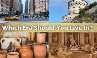 Which Historical <b>Era</b> Would Suit <b>You</b> Best?