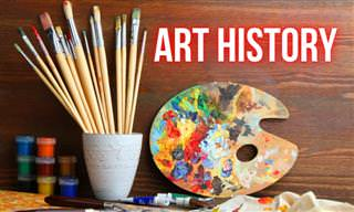 The Fascinating History of <b>Art</b>!