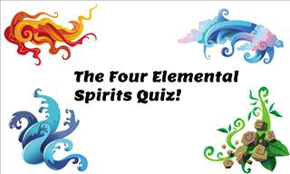 <b>What</b> is <b>Your</b> Elemental Guardian Spirit?
