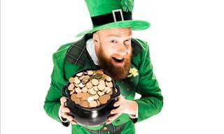 Answer This Leprechaun and Win a Pot of Gold!