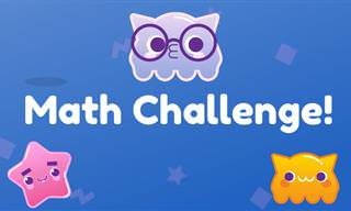 The <b>Math</b> Creature Challenge!