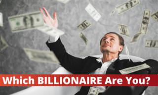 Which Famous Billionaire Are You?