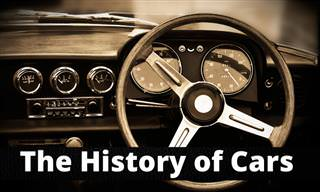 The History of Cars