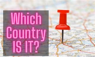 Can You Identify the Country From a <b>Photo</b>? (Part II)