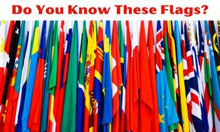 Can You Identify the <b>Flags</b>?