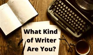 <b>What</b> <b>Kind</b> of Writer Lurks Within You?