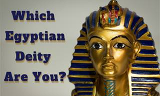 <b>Which</b> Egyptian Deity Are You?