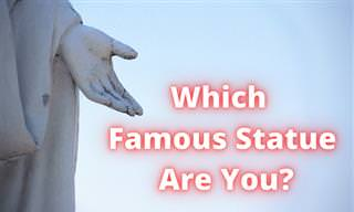 <b>Which</b> Famous Statue Are You?