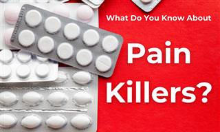 What Do You Know <b>About</b> Pain Killers?