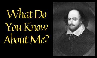 Time For a Shakespearean <b>Test</b>!