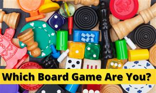 Which Board <b>Game</b> Are You?