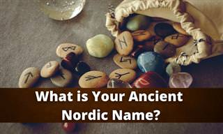 What is Your <b>Spiritual</b> Nordic Name?