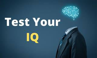 Can You Pass This <b>IQ</b> Test?